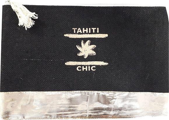 POCHETTE JUTE TAHITI CHIC