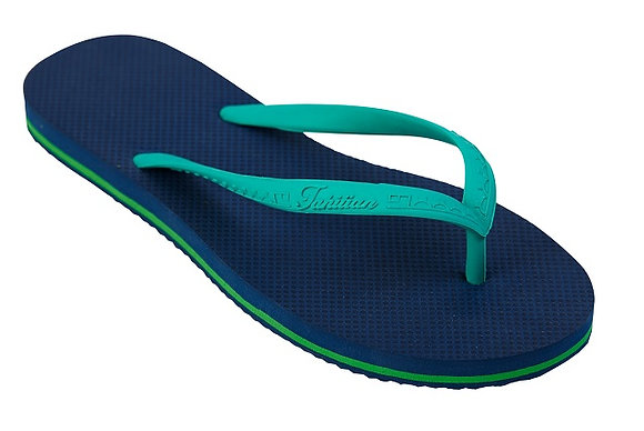 TONG SOLIDS FEMME   TURQUOISE BLUE