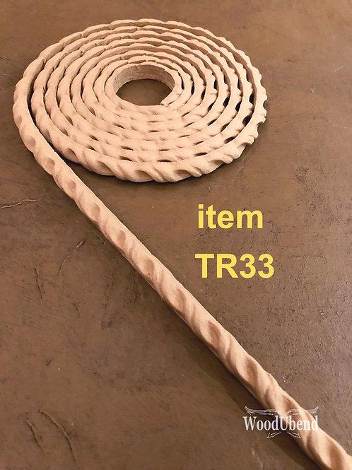 Woodubend TR33
