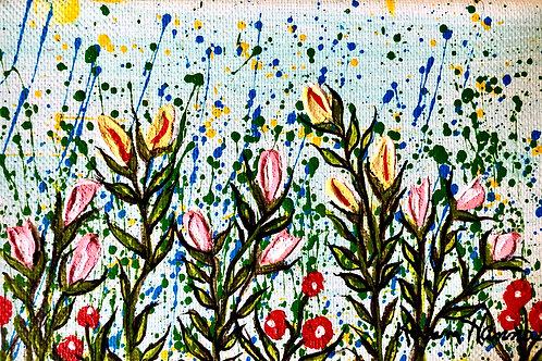 Fields of Flowers #1