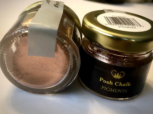 Posh Chalk Pigments Color: Copper