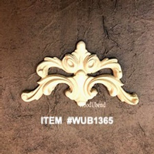 Pediment item# WUB1365