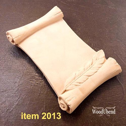 Woodubend 2013