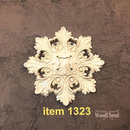 Woodubend 1323