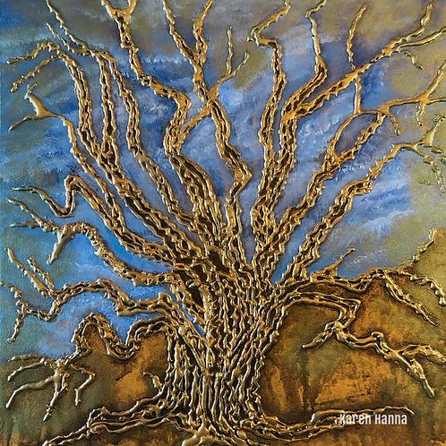 The Stately Oak
