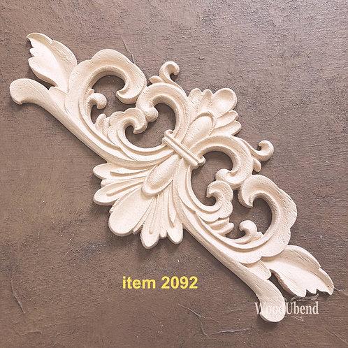 Woodubend 2091