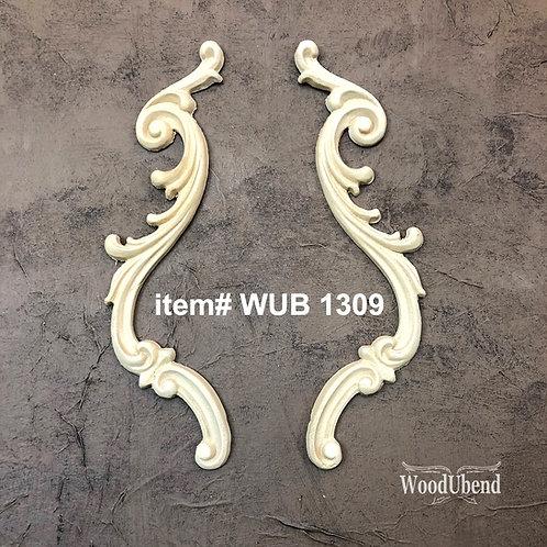 Decorative Scroll Item # WUB1309
