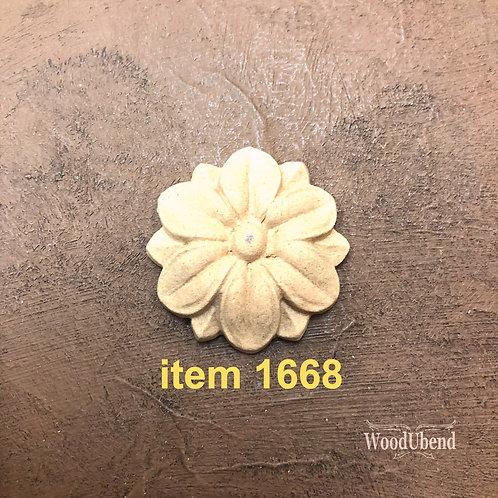 Woodubend 1668