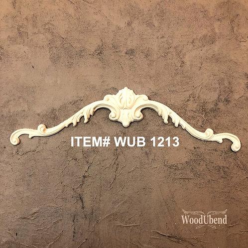 Pediment  item# WUB1213