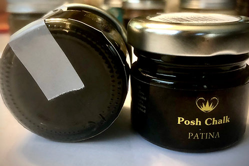 Posh Chalk Patina: Color Dark Brown 25ml