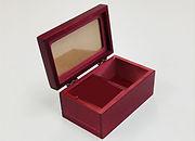 木製宝石箱オルゴール18弁