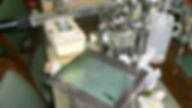 東京手動パッド印刷機