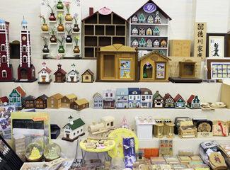 様々な木製品