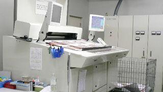 東京オフセット印刷カラー調整