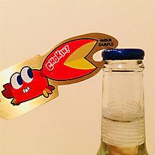 ボトルオープナー(スピナーキーホルダー)