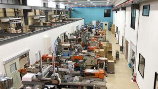 千葉2成形工場