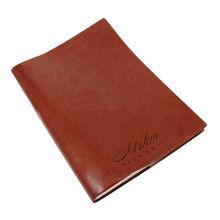 合皮ブックカバー01