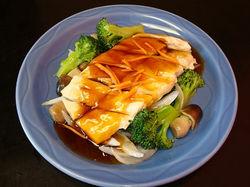 Chicken Terriyaki