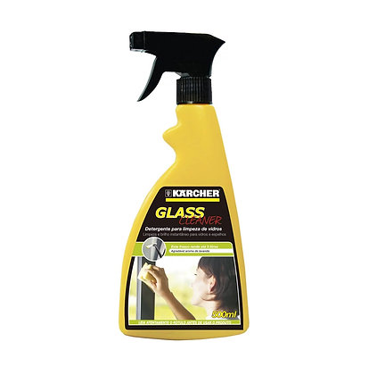 Detergente Glass Cleaner 500ml - Com Borrifador