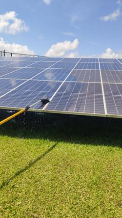 limpadora painel solar