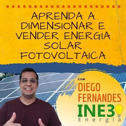 Aprenda Aqui a Dimensionar e Vender Energia Solar Fotovoltaica