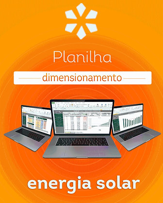 Dimensionamento Fotovoltaico Planilha Dimensione em Poucos Cliques