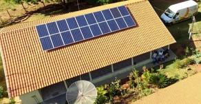 Energia solar chama atenção de muitos produtores rurais