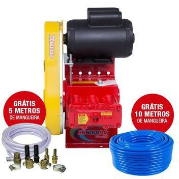 Lavadora Fixa C/ Motor Trifásico BH-6100 Hidromar