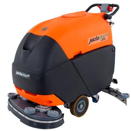 Lavadora Secadora de piso à bateria 24V Jactoclean