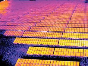 Inspeção Preventiva, Operação e Manutenção de Painéis Solares O&M
