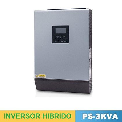 Inversor Solar Híbrido Carregador Solar Controlador & Carregador CA