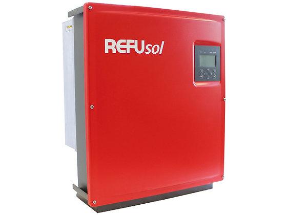 Inversor Solar Refusol 20KW Trifásico380v ou 11KW Trifásico220V MPPT 6 Entradas