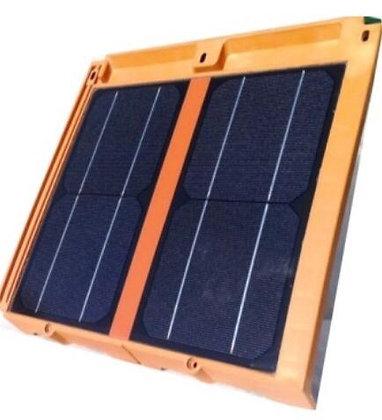 Telha Solar Renovável Fácil Instalação 9,0Wp e 18,0Wp