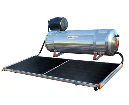 Aquecedor Solar Solarmax Eco 200 1.6. Pronto Para Instalar!