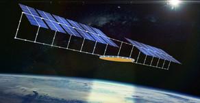 Experimento de energia solar lançado pelo laboratório de pesquisa da Marinha no avião espacial X-37B