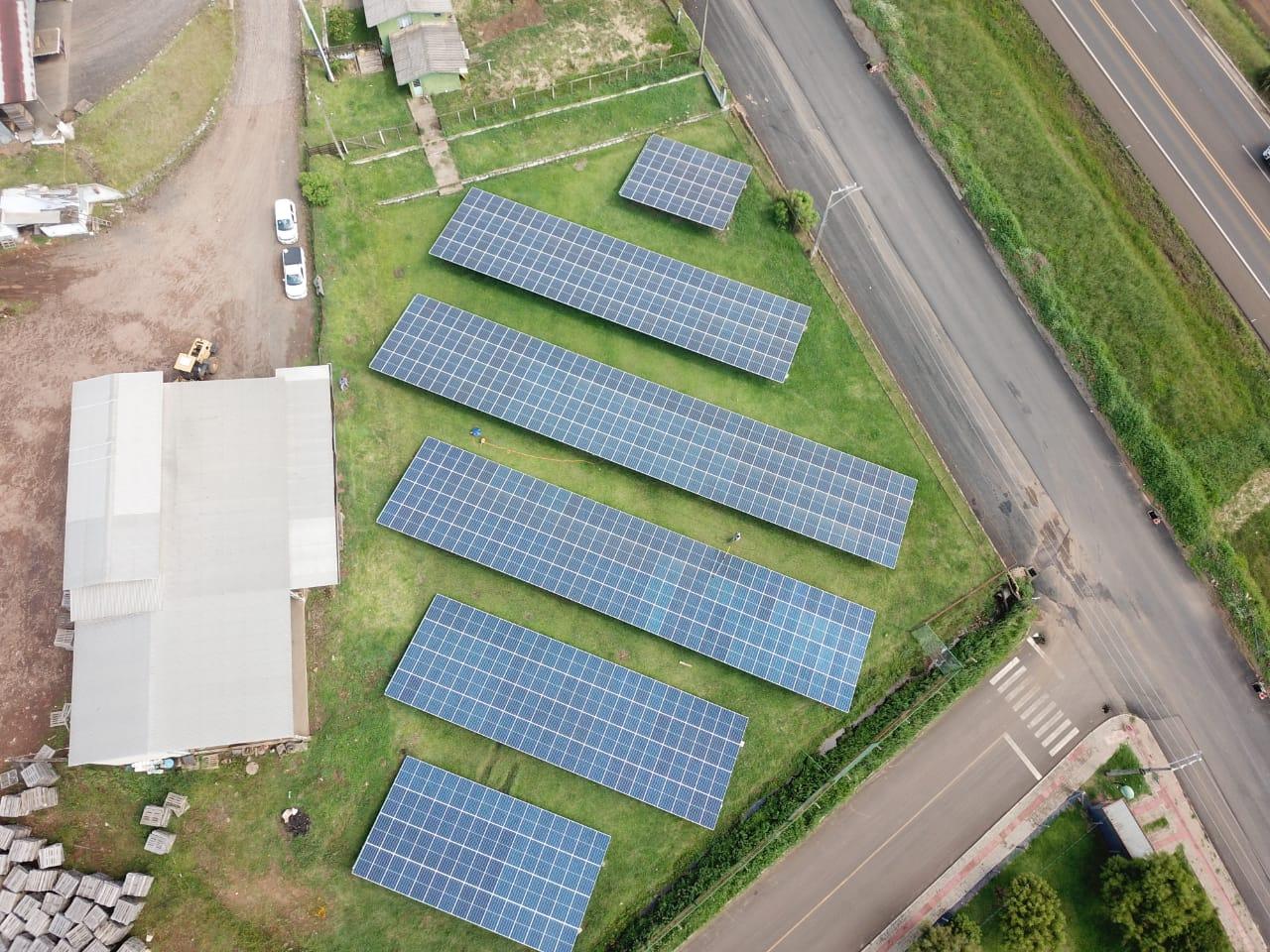 limpeza de placa solar  sc