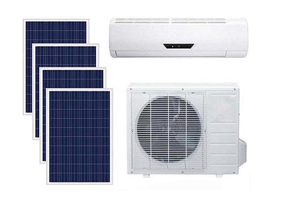 Ar Condicionado Split Solar 9000-12000 BTU 100% de Energia Solar