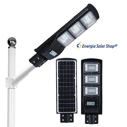5 PCS Super Poste Solar 60w Impermeável Com Sensor de Movimento