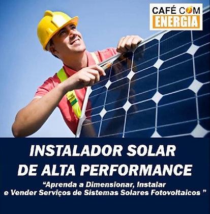 Aprenda a Instalar Energia Solar em Apenas 40 dias