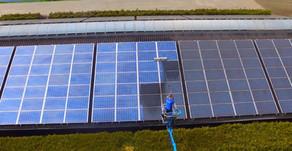 Qual a manutenção necessária após a instalação do sistema de Energia Solar?