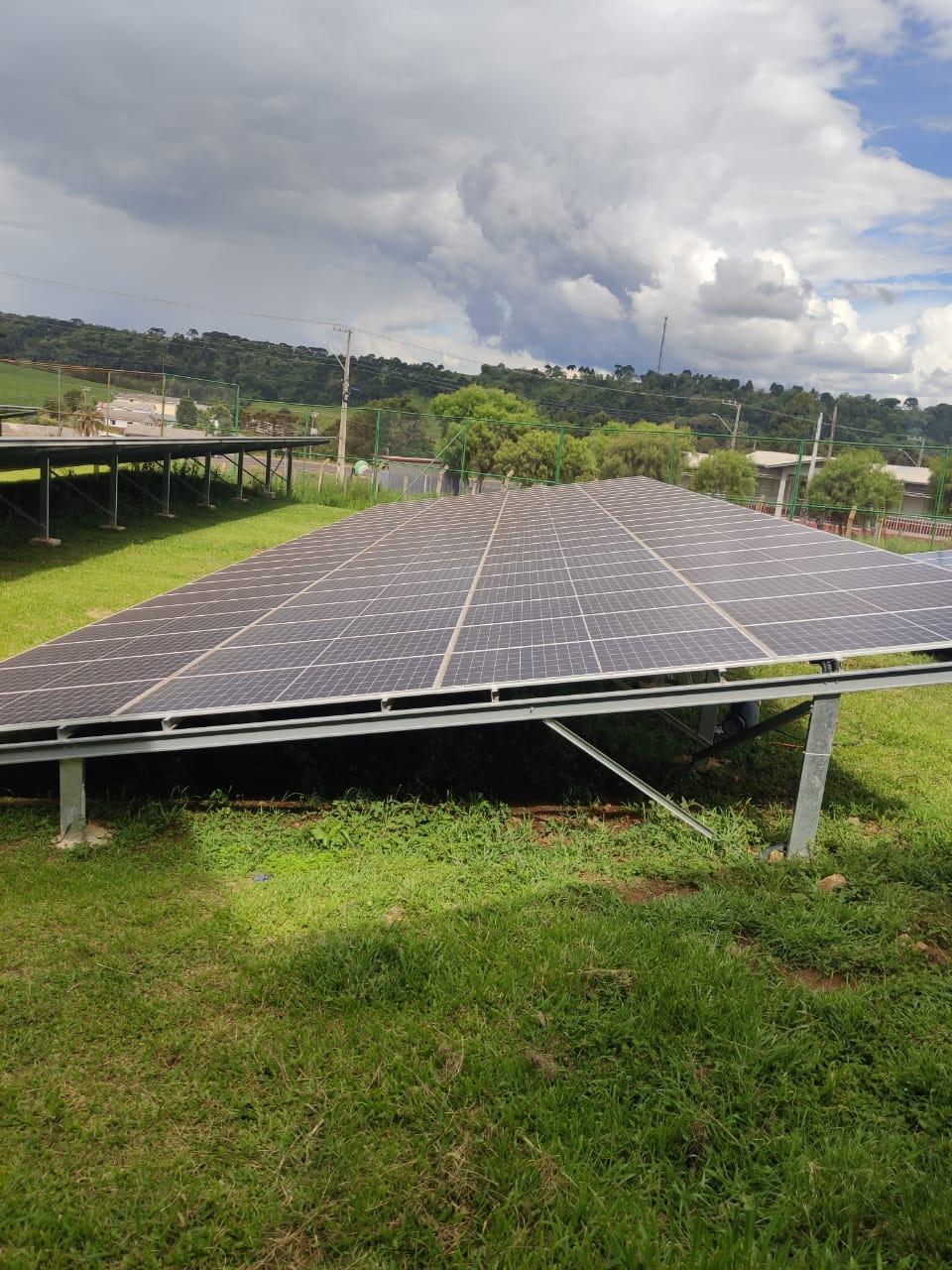 Hakken Energia Solar Limpeza de Painel Solar