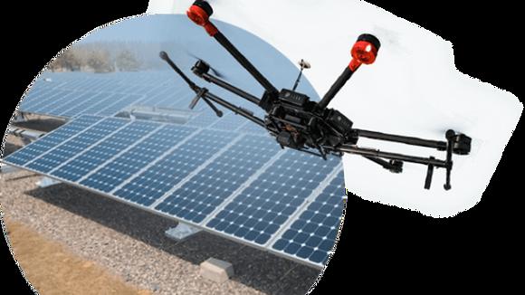 Drone no Setor Solar | Curso de Drones Online/EaD | Curso de Drone Mais Completo