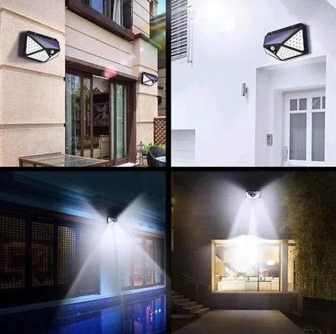 Refletor Solar 100 LED A noite.jpg