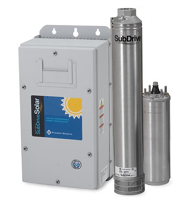 Bomba Submersa Solar Schneider SolarPak SUB150-SLS4E7 1,5 CV, Sem Painel