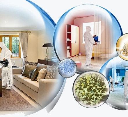 Curso Sanitização de Ambientes para Clientes Residenciais e Comerciais