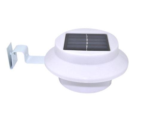 Lâmpada Caminho LED Energia Solar Cerca Luz Outdoor