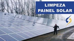 Faça a limpeza dos painéis solares de forma segura e eficiente