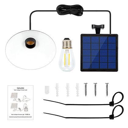 Luminária Solar com 3m Cabo 100lm 3.7 V/2000 mAH