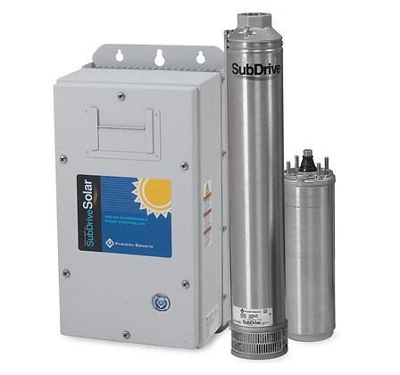 Bomba Submersa Solar Schneider Solarpak Sub45-Sls4e15 1,5 Cv Sem Painel