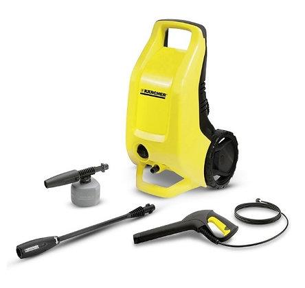 Lavadora Karcher K 2.500 127V Axial Perfeita Solução em Limpeza Doméstica